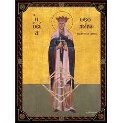 Αγία Θεοδώρα η βασίλισσα της Άρτας