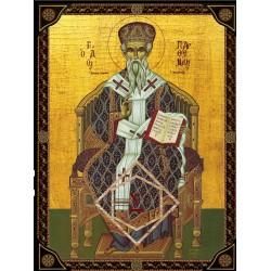 Άγιος Παρθένιος Επίσκοπος Λαμψάκου [ΘΕΜΑ Α1]