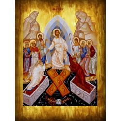 Ανάσταση  του Χριστού [ΘΕΜΑ Α1]