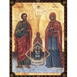 Άγιος Ιωακείμ & Αγία  Άννα [ΘΕΜΑ 2]