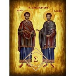 Άγιοι Ανάργυροι - Κοσμάς & Δαμιανός [ΘΕΜΑ Γ]