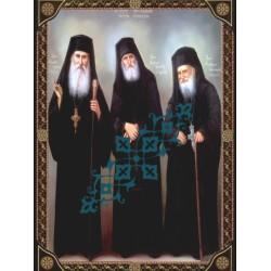 Άγιοι Παΐσιος, Πορφύριος, Ιάκωβος Τσαλίκης