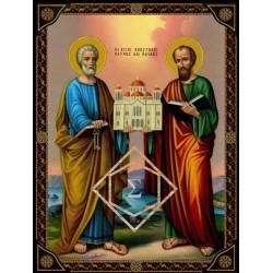 Άγιος Πέτρος & Άγιος Παύλος [Θέμα 4]