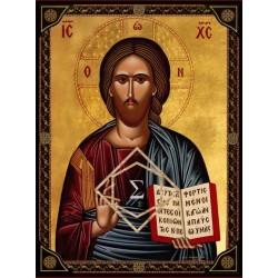 Χριστός Ευλογών